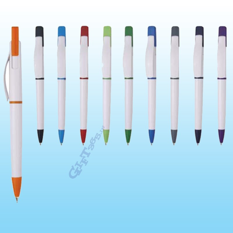 White body colour parts Pen