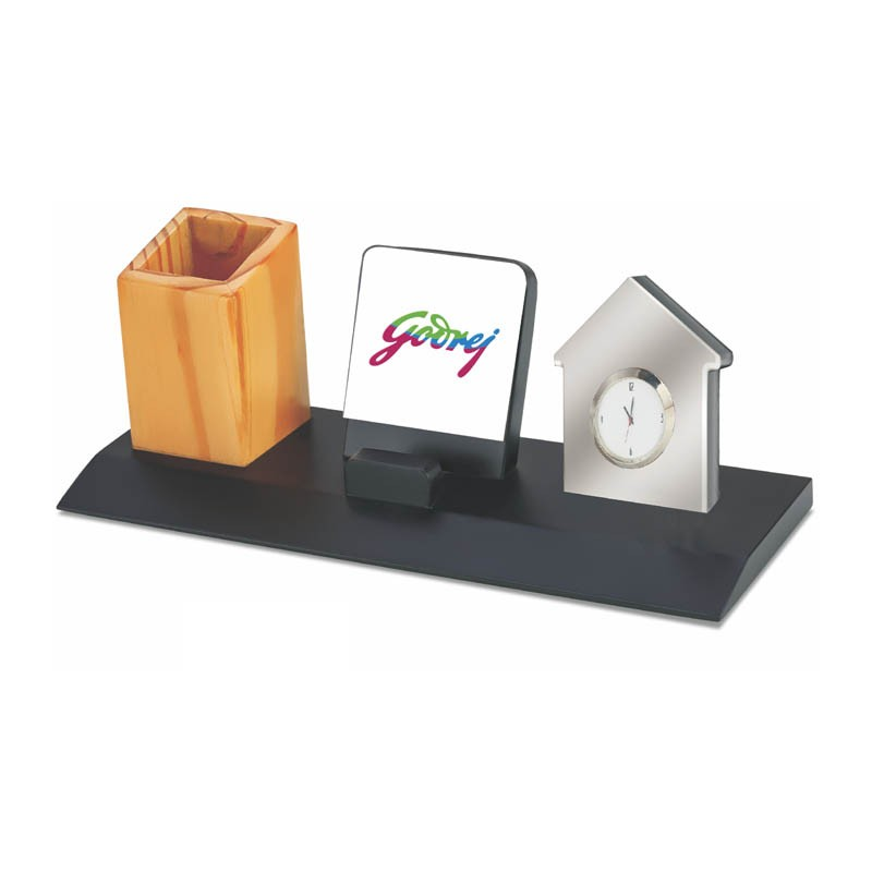3 in 1 Desktop Organiser