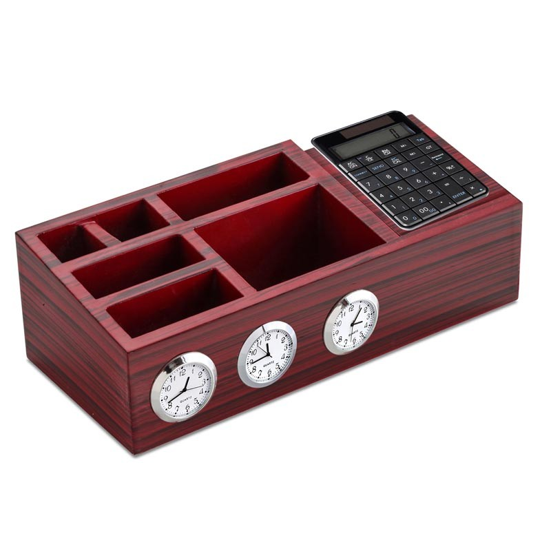 8 in 1 Calculator Desk Organsiser