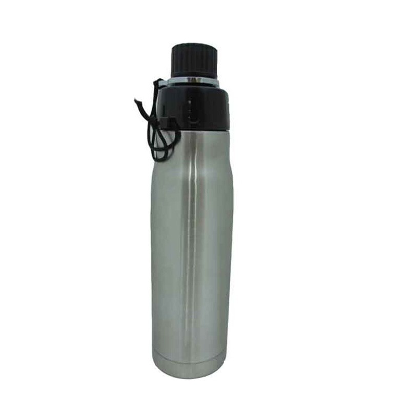 600Ml-Steel Bottle