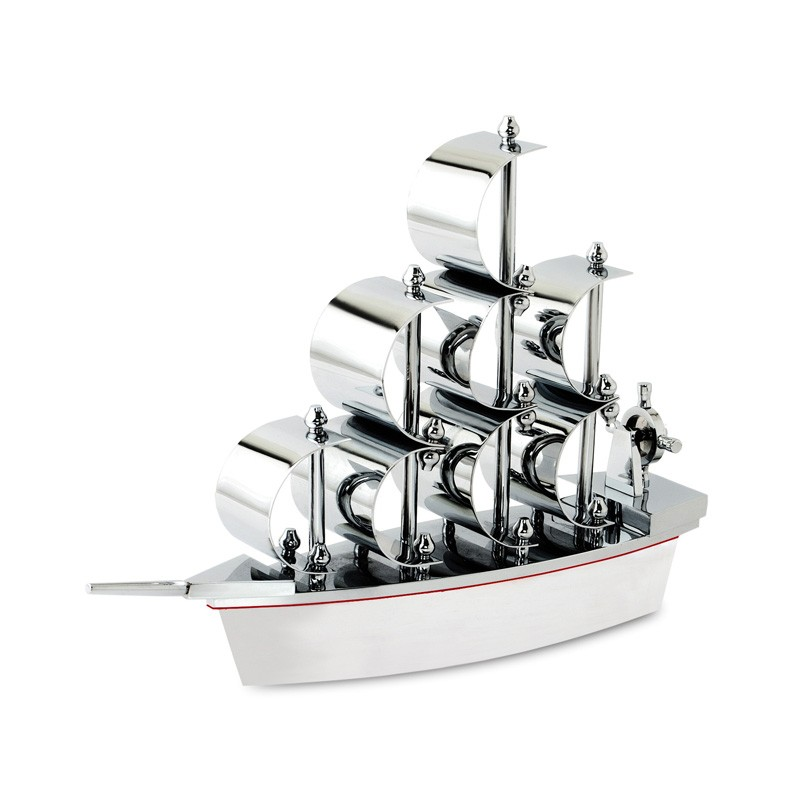 Desktop Ship Silver