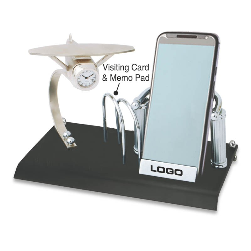 3 in 1 Visiting Card & Memo pad Holder